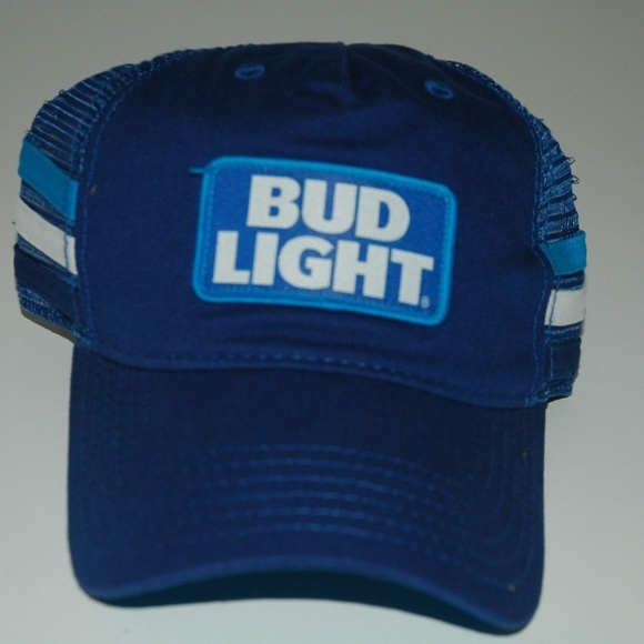 Bud Light snapback mens mesh cap new with tags 2bff87e19acd